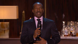Eddie Murphy Takes the Stage