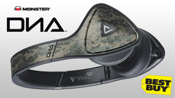 Monster and Spike TV Partner to Create Special Monster DNA™ Camouflage Headphones