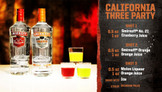 Mixologist - California 3 Party