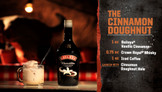 Mixologist - The Cinnamon Doughnut