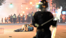 Mantenna – Riots Ensue in Vancouver After Canucks Lose Stanley Cup
