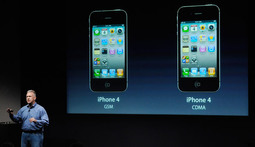 Mantenna – Apple Announces the iPhone 4S