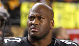 Mantenna – James Harrison's Mouth is at it Again