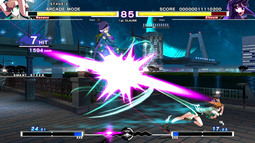 'Under Night In-Birth Exe:Late' Brings One Last Beautiful Fighter To The PS3