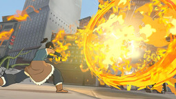 'The Legend of Korra' Gets A Platinum In Bending