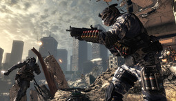 'Call of Duty: Ghosts' Haunts The Battlefield