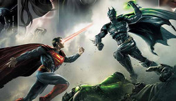 DC Heroes Face Off In Immortal Combat In 'Injustice: Gods Among Us'