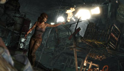 'Tomb Raider' Takes Players On Lara Croft's First Adventure