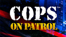 'Cops On Patrol' Races Onto Your Mobile Device