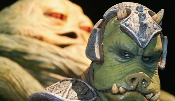 Rancor  Jabba the Hutt s pet monster from Episode VI  Jabba The Hutt Pet