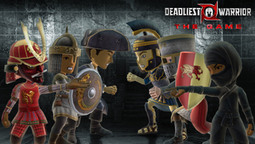 Deadliest Warrior Avatar Items Available Now!