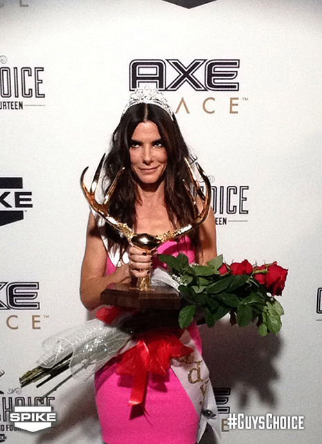 Guys Choice: AXE Peace Backstage Pics