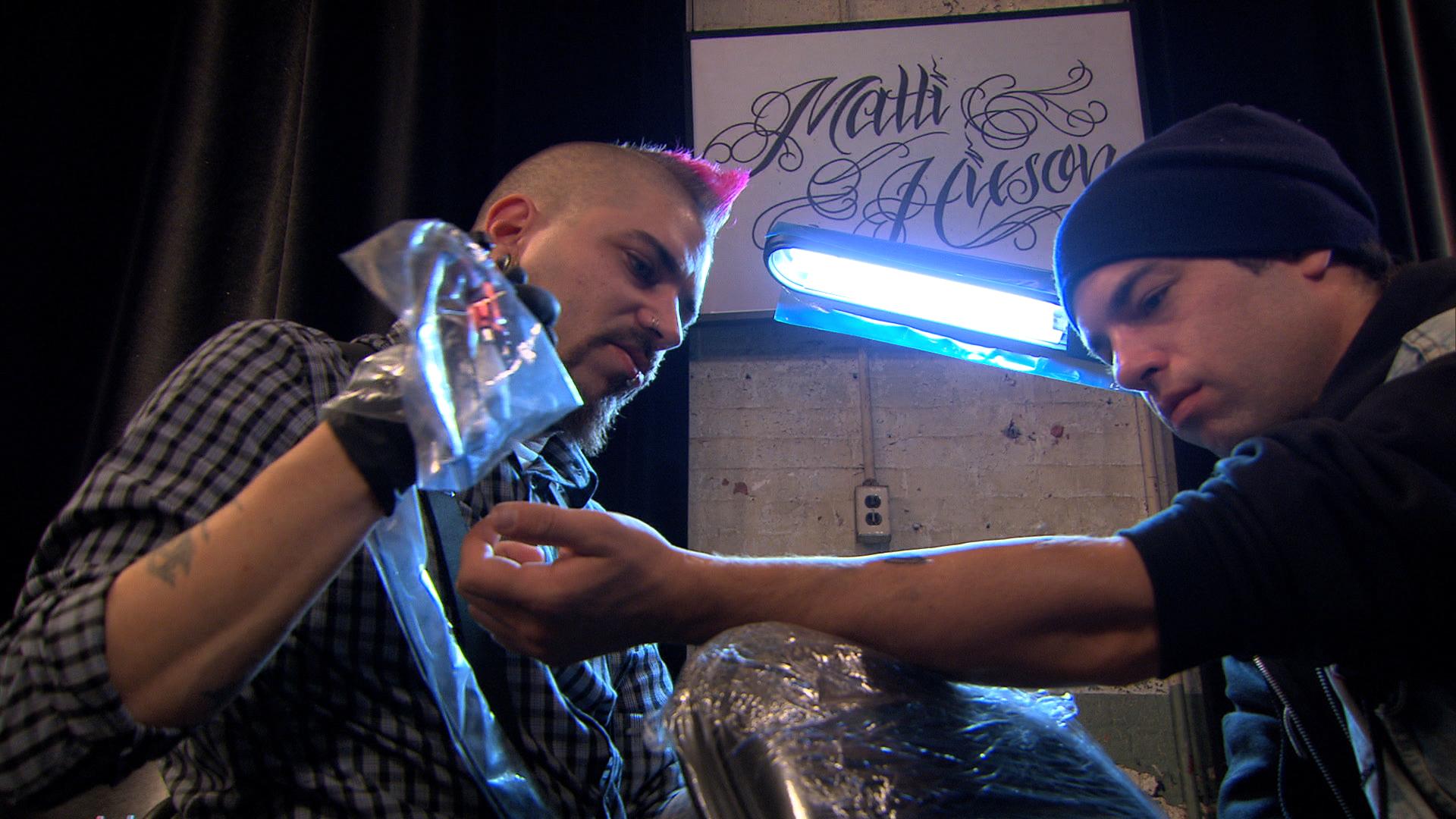 Ink Master Season 2 Contestants