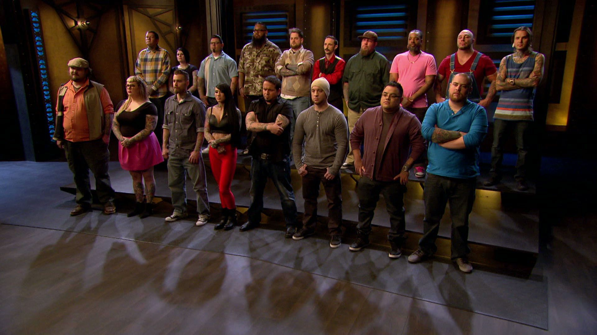 Ink Master - Season 6, Ep. 1 - Meet Your Maker - Full Episode | Spike