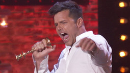 Sneak Peek: Ricky Martin performs 'Old Time Rock and Roll'