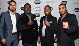 Premier Boxing Champions To Debut on Spike March 13