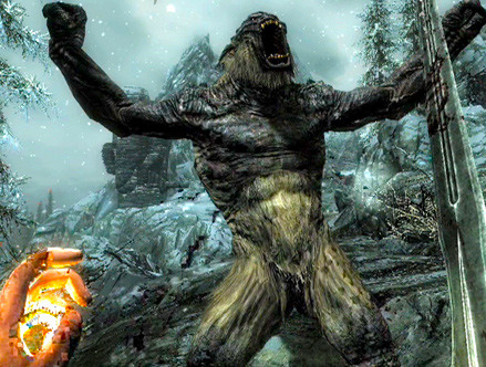 Skyrim Wins Game Of The Year
