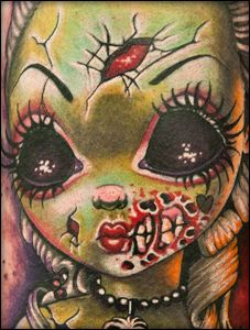 Tattoo Baby Ink Master