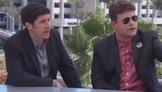 Comic-Con Classic: Jason Biggs and Sean Astin Talk TMNT