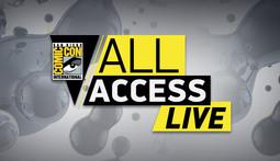 Comic-Con All Access Live