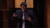 Arsenio Hall Wants Eddie To Stand Up