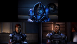 Character Of The Year Acceptance Speech: Commander Shepard