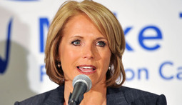 Mantenna – Katie Couric is Leaving CBS News