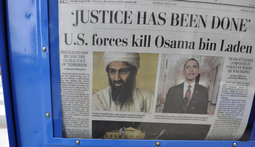 Mantenna – Osama bin Laden is Dead