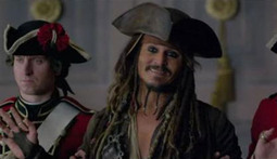 New Clip from Pirates of the Caribbean: On Stranger Tides