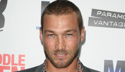 Mantenna - Spartacus Star Andy Whitfield Dies