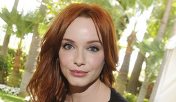 Christina Hendricks Would Fill Wonder Woman's Tights Nicely