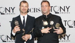 Mantenna – South Park Creators Sweep Tony Awards