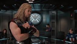 New Teaser of The Avengers During Captain America Ending