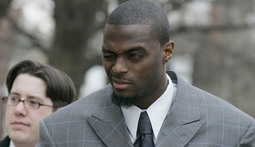 Mantenna - Plaxico Burress Signs with the New York Jets