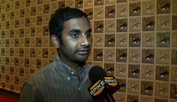 Comic-Con 2011: Aziz Ansari Interview