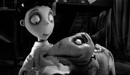Comic-Con 2012: Frankenweenie Homage Trailer