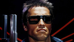 Mantenna – Arnold Schwarzenegger Attached to Terminator 5