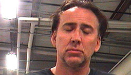 Mantenna – Nicolas Cage Gets Arrested