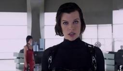 Brand New Resident Evil: Retribution Trailer
