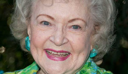 The Next Celebrity Asked Out by a Marine is...Betty White?!?