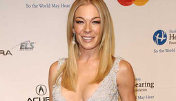 LeAnn Rimes Talks Sex Tape