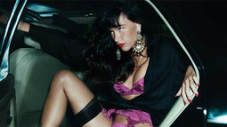 Paz De La Huerta Gets Provocative