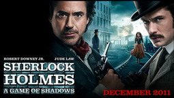 Cool Sherlock Holmes: A Game of Shadows Featurette