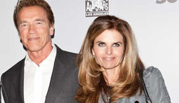 Mantenna – Arnold Schwarzenegger and Maria Shriver Split