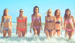 Bikini Brigade Busts Nudist Beach