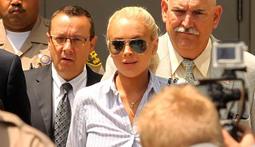 Lindsay Lohan Must Really Love Court