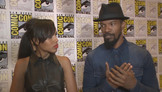 Extended Interview With Jamie Foxx and Kerry Washington