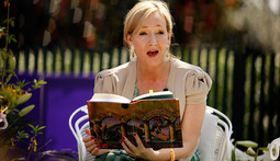 Mantenna – J.K. Rowling to Self-Release Harry Potter E-Books