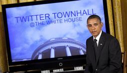 Mantenna – President Obama Sends First Tweet