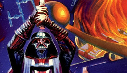 Comic-Con 2012: New Star Wars Comic Revisits The Original Trilogy